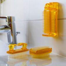 Handwaschbürsten mit Halterung in 4-Teiligen Set