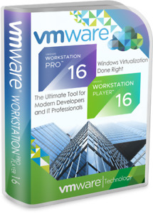 VMware Workstation Pro 16 & VMware Workstation Player  LifeTime Instan Delivery