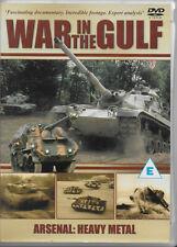War In The Gulf Arsenal Heavy Metal DVD