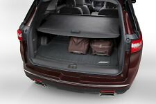 Cargo Area Shade Black for 2018-21 Chevy Traverse Gm 84128235 Oe New