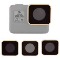 JUNESTAR ND8 ND16 ND32 Lens Filter Kit Replacement for Gopro Hero 5 6 7 Camera