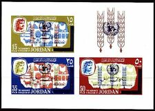 Jordanien Jordan 1966 ** Bl.34 Tuberkulose TB Tuberculosis Medizin Medicine