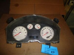 Speedometer Cluster MPH Limited ID 6G1T-10849-EB Fits 06 FIVE HUNDRED 111136