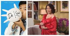 Dr. Ken: Allison's Red Victoria Secrets Kimono/Teddy w/COA