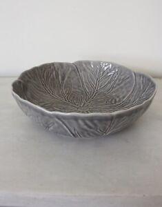 Grey cabbage Bowl Serving Dish
