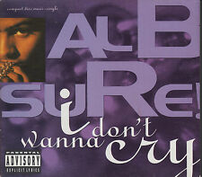 Al B. Sure! - I Don't Wanna Cry MCD 1992 Digipak US-Import R&B, Soul
