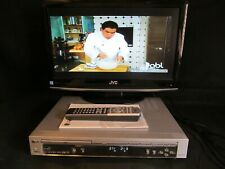 Lg Lst-3510A Hdtv Digital Receiver Tuner Dvd Video Player, Remote & Manual