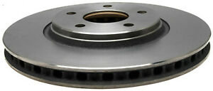 Disc Brake Rotor-Non-Coated Front ACDelco Advantage 18A1659A - Fast Shipping