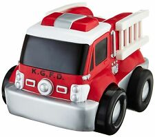 Cars Kid Galaxy My First RC Fire Truck.Toddler Remote Control Toy, Red