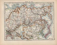 Antique Asian Maps Atlases Japan Date Range EBay - Japan map 1900