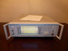 IFR / Aeroflex / Marconi 2031 10 MHz - 2.7 GHz RF Signal Generator - CALIBRATED!
