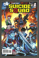 NEW SUICIDE SQUAD #1 Harley Quinn Deadshot Joker's Daughter 1st print NEW 52