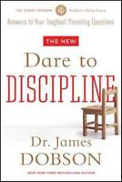 THE NEW DARE TO DISCIPLINE - DOBSON, JAMES, DR. - NEW PAPERBACK BOOK
