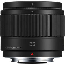 Panasonic Lumix G 25mm f/1.7 Lens