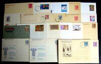 Repubblica - Cartoline Postali  - Lotto da 20  - perfetti