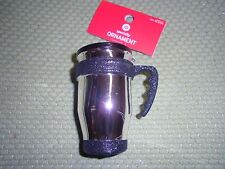 New ! Christmas Tree Ornament Coffee Cup