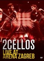 2CELLOS (SULIC & HAUSER) - LIVE AT ARENA ZAGREB: DVD  DVD KLASSIK/POP NEW+