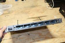 Sony MB-X6 Wireless Microphone Tuner Base Unit Rack
