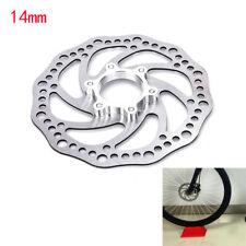 Bicycle   Bike Mountain Folding Bike Brake Disc Rotor 140mm Bicycle Disc~JP