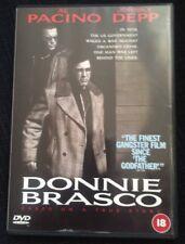 Donnie Brasco (DVD, 1999)