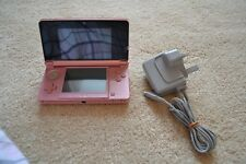 Nintendo 3DS Console Inc Charger **Pink**