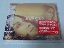 NEW! Alanis Morissette CD album jagged little pill acoustic Japan Import sealed
