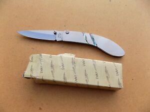 Vintage Parker Bench Made Knife Japan