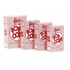Popcorn Popper Machine Closed Top Boxes (1cs) #41569