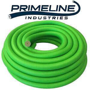 """5ft(1.5m)x5/8""""(16mm) GREEN Speargun Band Rubber Latex Tubing 163G-05FT"""