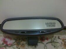 NEW FACTORY OEM MAZDA 3 MPV Auto-Dim Rear view Mirror w/ Compass