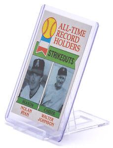 Baseball Collector Trading Card Display Stand x 1