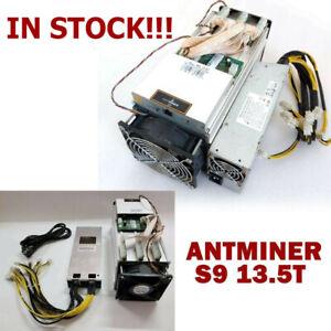 Bitman BTC BCH Bitcoin AntMiner S9 13.5T / S9 14T w/1800W PSU Miner Power Supply