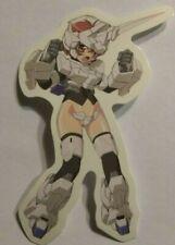 Sexy Girl Sticker Anime Manga Gundam Decal Skate Board Phone Laptop