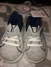 Nwt: Baby Boy Carters Shoes. Size 6/9 Month
