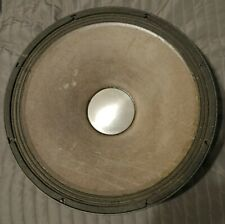 "JBL USA M151-8 15"" 300 Watt Speaker Bass & Guitar Driver Original Cone Vintage"