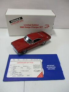 Danbury Mint Limited Edition 1968 Dodge Charger R/T