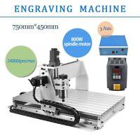 DE 6040 CNC 3 Achse Graviermaschine Graviergerät  Fräsmaschine Router Engraving