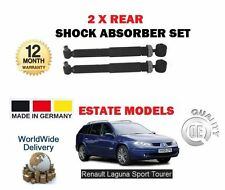 FOR RENAULT LAGUNA 2 SPORT TOURER 2001-->ON REAR SHOCK ABSORBER SHOCKER X2