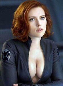 Scarlett Johansson (2) 4x6 Glossy Photos