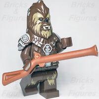STAR WARS lego CHIEF TARFFUL WOOKIEE rebels GENUINE 75043 NEW KASHYYYK warrior