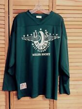 Us Blades Roller Hockey #1 Jersey West Bloomfield Large Green Hystyk