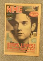 NME Magazine -2 January 1993 Morrissey, Suede, Manics, REM, Harry Hill, James