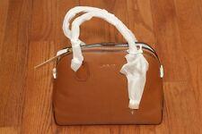 NWT Michael Kors $298 Studio Mercer Large Dome Satchel Handbag Luggage