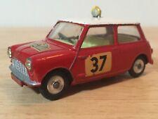 Vintage Corgi Toys 1:43 #317 Morris Mini-Cooper Monte Carlo (rare) - Very Clean!