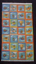 Flying High Teddies Timeless Treasures21202 quilting sewing fabric, 100% cotton.