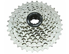 NEW! Bicycle Bike 8 Speed Cassette 12/34t Index CSM-66 Nickel Sun Race MTB FIXIE