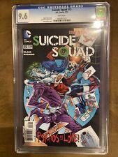 JOKER HARLEY QUINN Suicide Squad 15 New 52  Harley Quinn 25