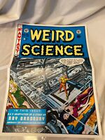 Weird Science#20 Nice Pre-Code Sci-Fi Golden Age EC Comic 1952 Wally Wood POSTER