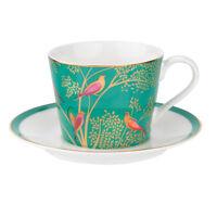 Sara Miller Chelsea Collection Teapot, Green, 1.1 Litre