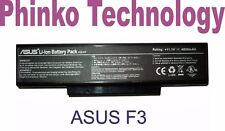 NEW Genuine Original ASUS F3 Pro31 M51 Z53 F2 Laptop BATTERY 6CELL